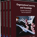 Organizational Learning and Knowledge- Concepts, Methodologies, Tools and Applications (4 Volumes)